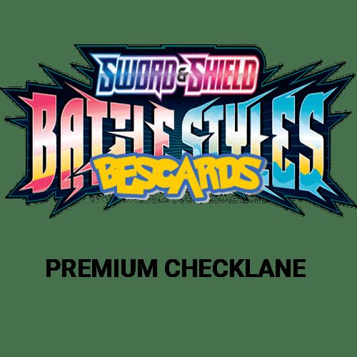 Sword & Shield 5 Battle Styles