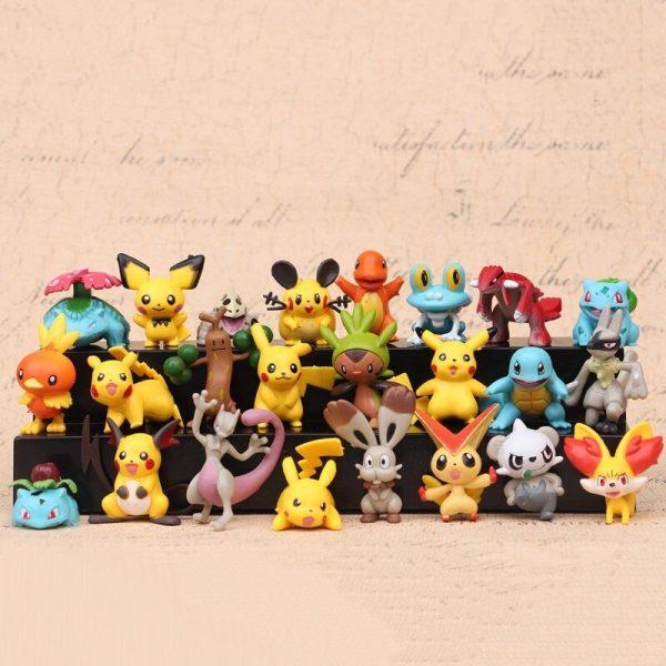 miniaturen pokemon
