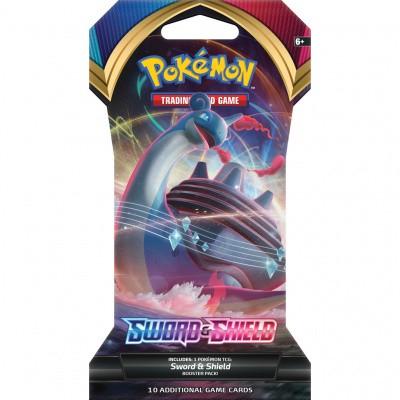 pokemon sword & shield sleeved booster pack