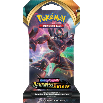 sword & shield darkness ablaze booster pack sleeved