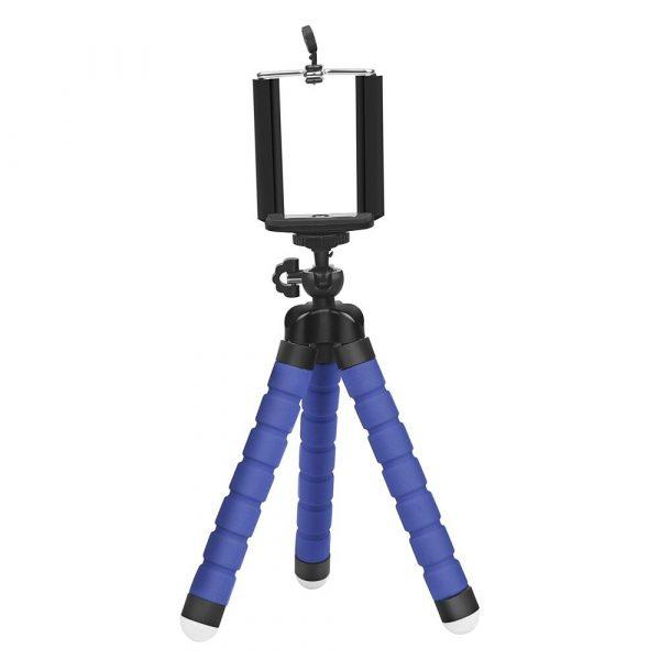 mini tripod blue