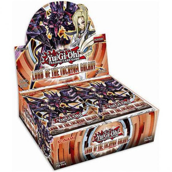 Lord Of The Tachyon Galaxy booster box