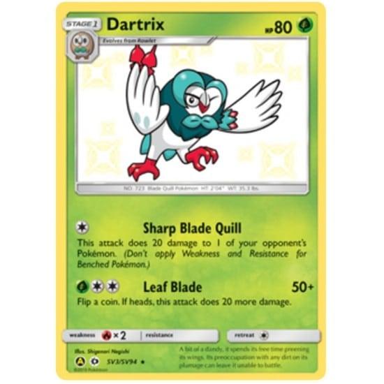 dartrix sv3-sv94