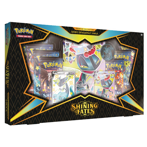 pokemon shining fates premium collection box shiny dragapult vmax