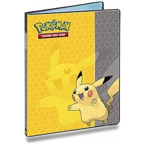 pokemon pikachu binder
