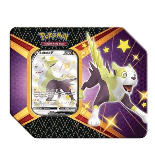 pokemon shining fates tin boltund V