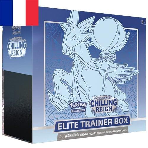 Pokemon Chilling Reign ETB Elite Trainer Box France