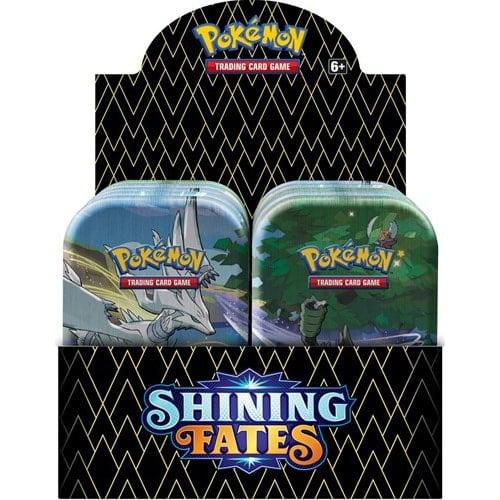 pokemon shining fates mini tins