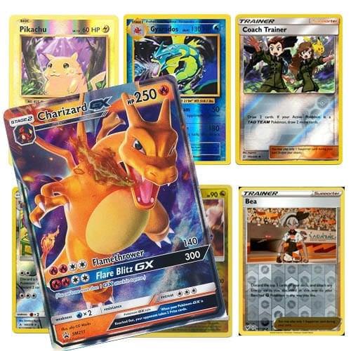 Holo of reverse Pokémon kaarten