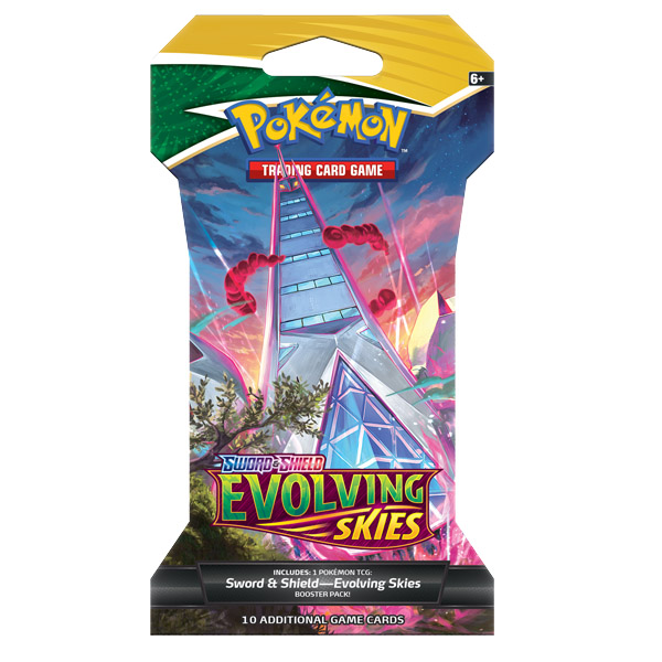 evolving skies booster