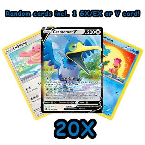 pokemon kaarten bundel GX/EX