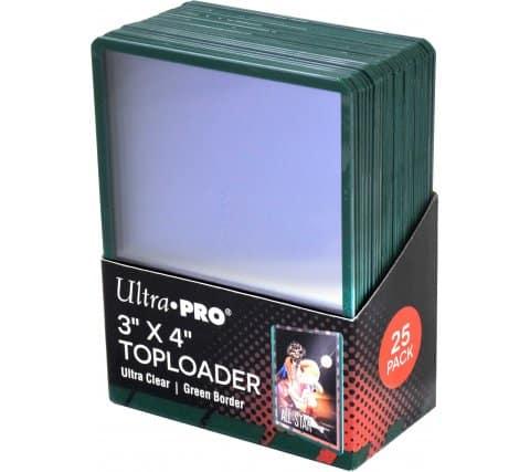 ultra pro toploader standard