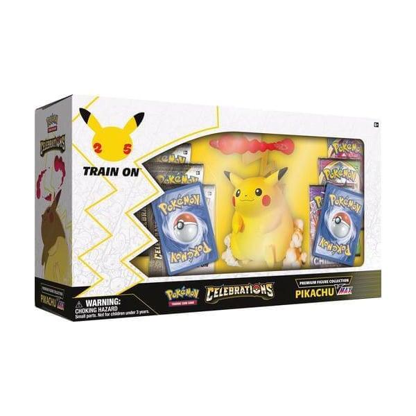 Celebrations Figure Collection Pikachu VMAX