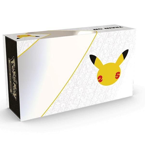 pokemon celebrations ultra premium collection 25th anniversary