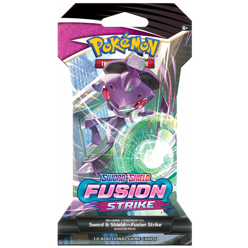 pokemon fusion strike sleeved booster pack1
