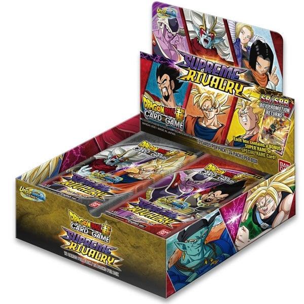 Supreme Rivalry Booster Box